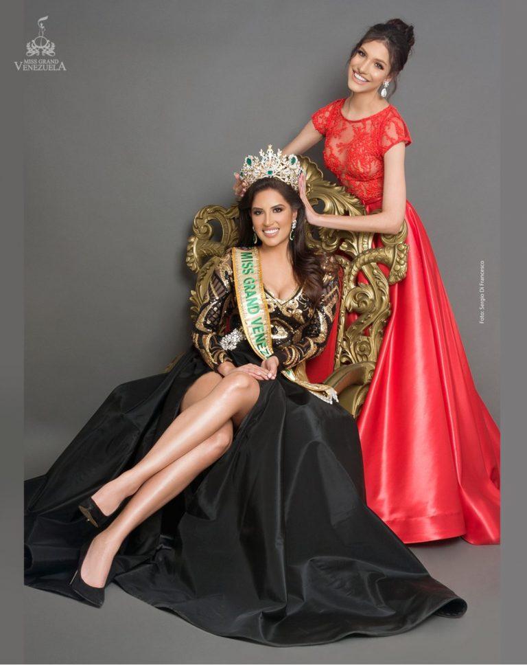 Miss Grand Venezuela 2020, Eliana Roa nos sorprende con su ...